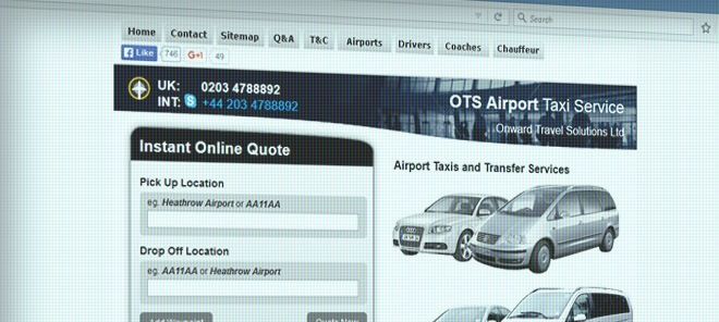AirportTaxis-uk.co.uk Review