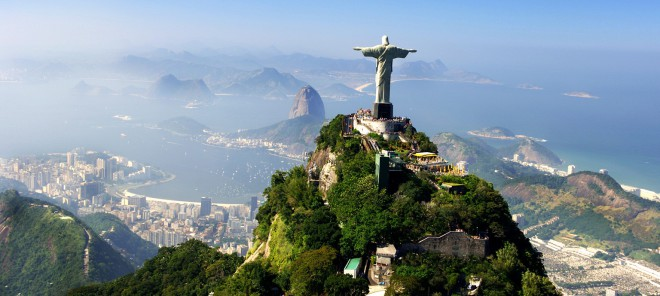Must see-sights in Brazil