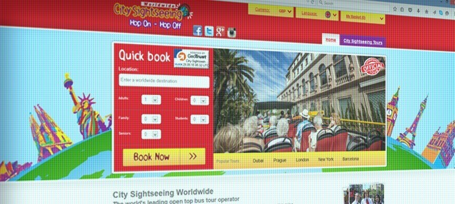 City-sightseeing.com Review