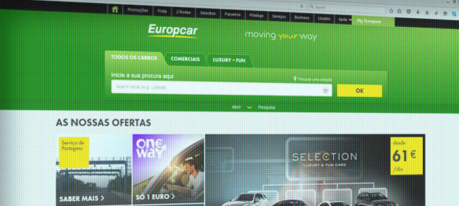 Europcar.pt Review