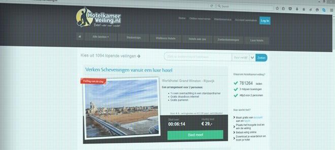 HotelkamerVeiling.nl Review