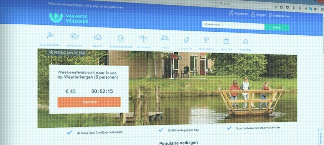 VakantieVeilingen.nl Review