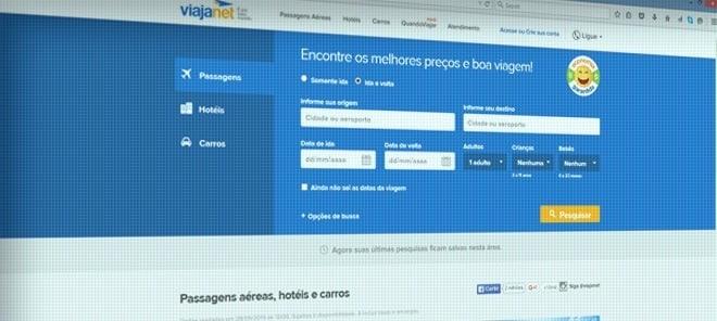 Viajanet.com.br Review