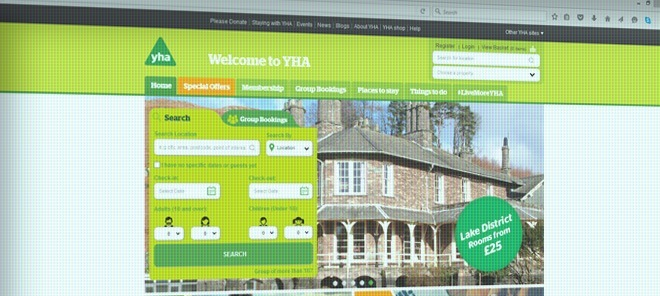 YHA.org.uk Review