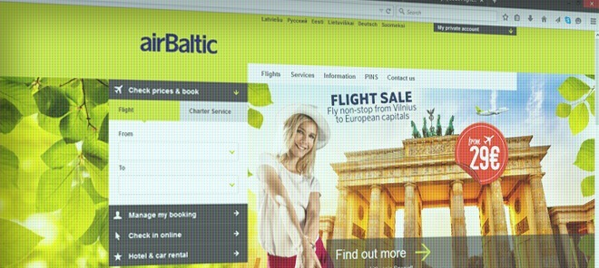 Airbaltic.com Review