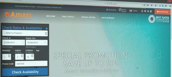 Amari.com Review