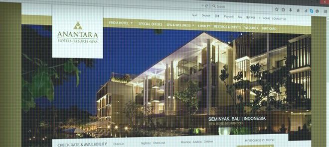 Anantara.com Review