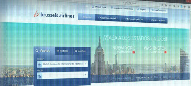 BrusselsAirlines.com Review