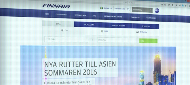 Finnair.com Review