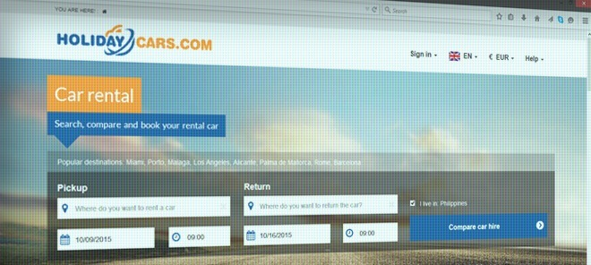 HolidayCars.com Review