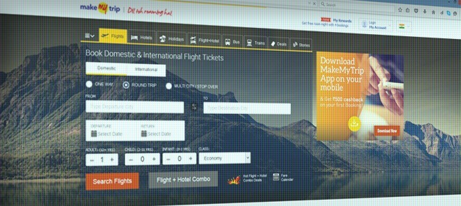 MakeMyTrip.com Review