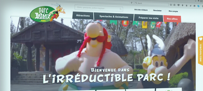 Parcasterix.fr Review