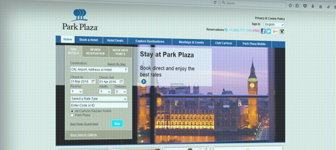 ParkPlaza.com Review