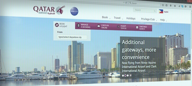 QatarAirways.com Review