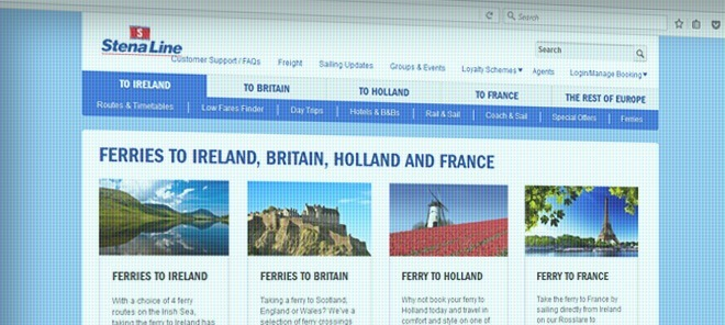 Stenaline.co.uk Review