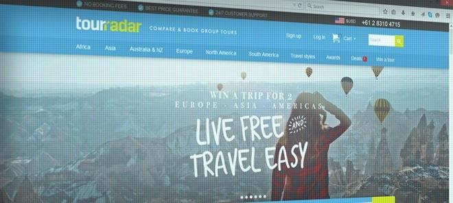 TourRadar.com Review