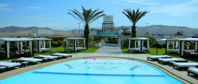 Aquavit Hotel