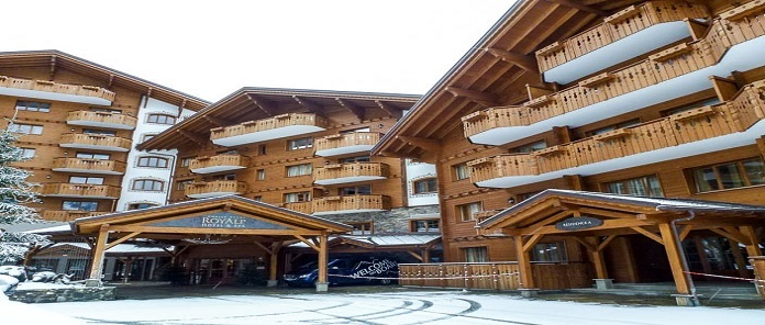 Chalet RoyAlp Hotel & Spa Review