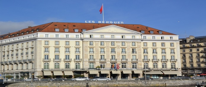 Four Seasons Hotel des Bergues Geneva Review