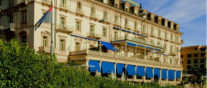 Hotel Splendide Royal Review