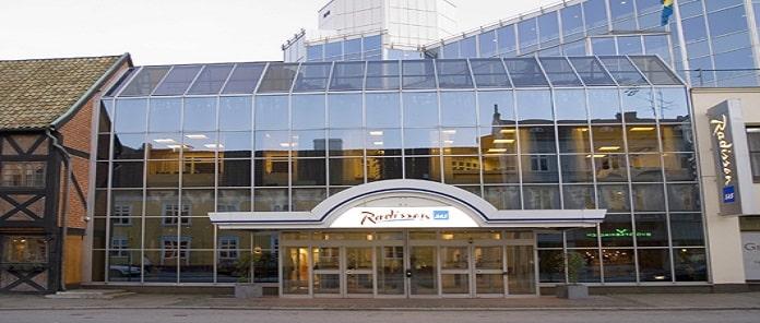 Hotel Radisson Blu Review