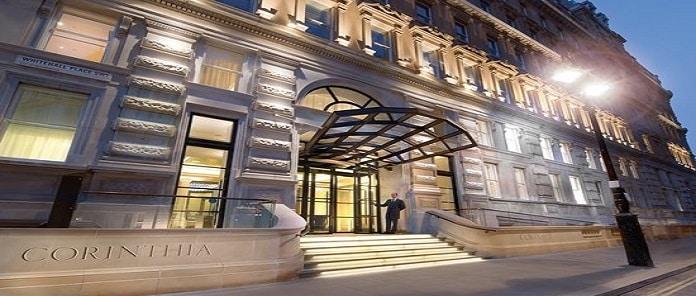 Hotel Corinthia.com, London Review