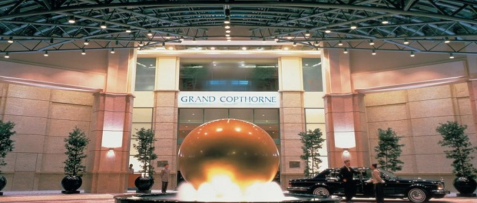 Grand Copthorne Waterfront Hotel Review