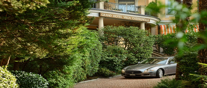 Grand Hotel Villa Castagnola Review