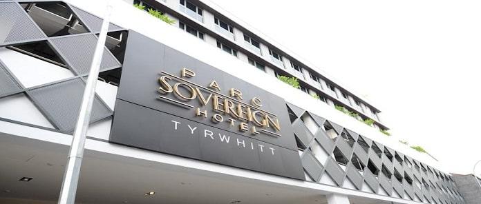 Parc Sovereign Hotel – Tyrwhitt Review