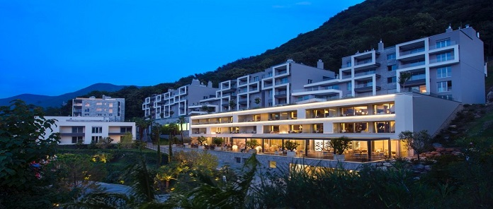 Hotel The View Lugano Review