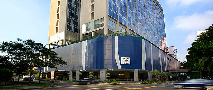V Hotel Bencoolen Review