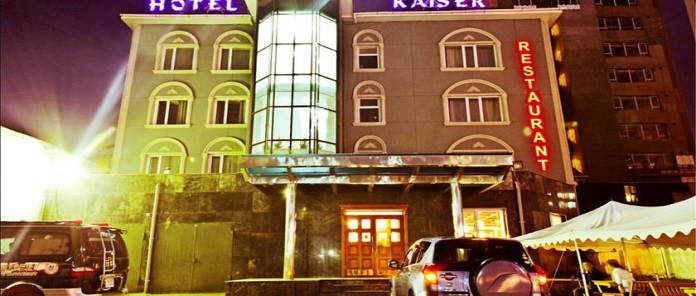 Kaiser Hotel Review