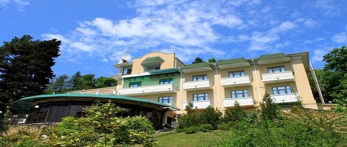 Rest-Matsesta Hotel Review