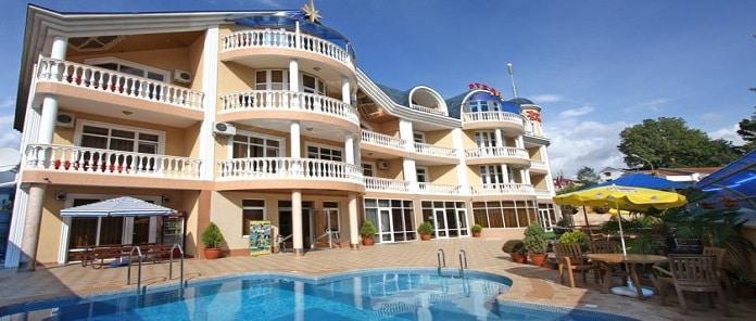 Roza Vetrov Hotel Review