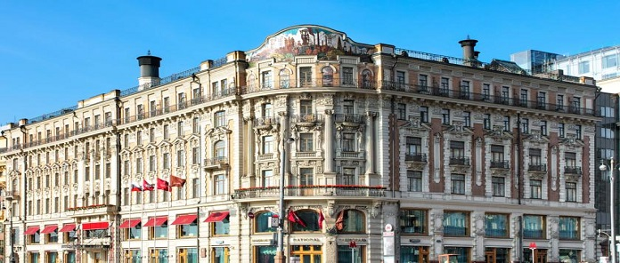 National Hotel – Russia Review
