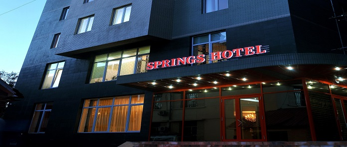 Springs Hotel Ulaanbaatar Review