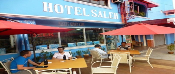 Hotel Saleh Review