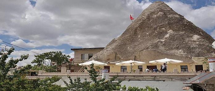Dream Cave Hotel, Cappadocia, Turkey