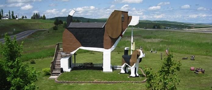 The Dog Bark Park Inn, Idaho, USA