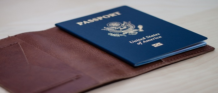 check your passport and and make sure it is in date