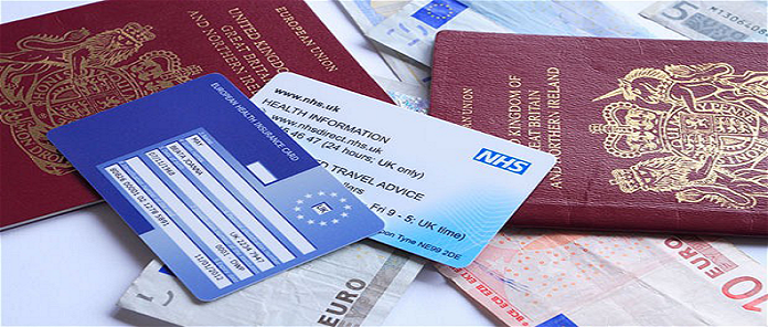 buy health and travel insurance. (EHIC if you are going to Europe)