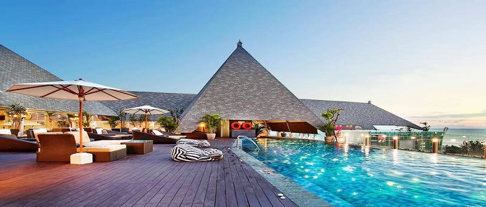 Top 10 unique hotels in Bali