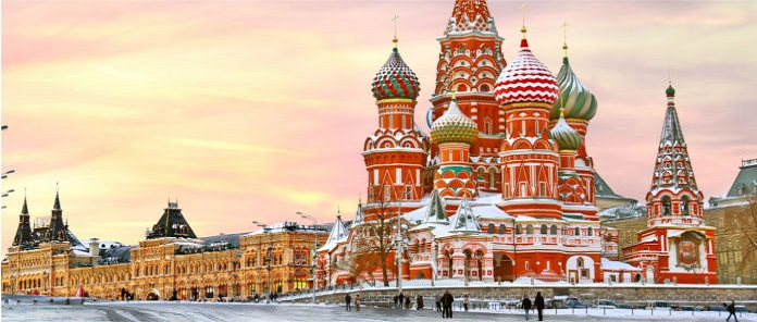 Top 10 Places for Tourist in Russia