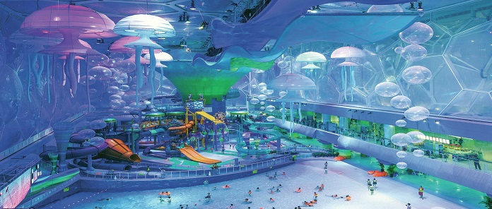 7 Most Amazing Indoor Water Parks In The World