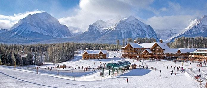 Top 7 Winter Getaways In Canada