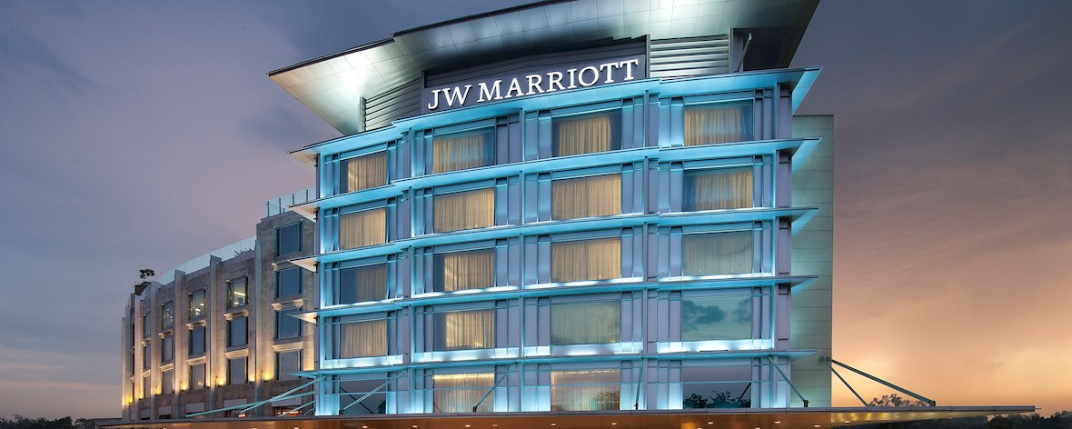 Marriot:  A Home Away from Home