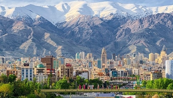 Walk into the Beauty of Tehran