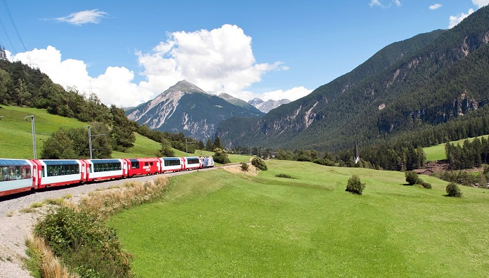 Mind Blowing Train Trips In Europe