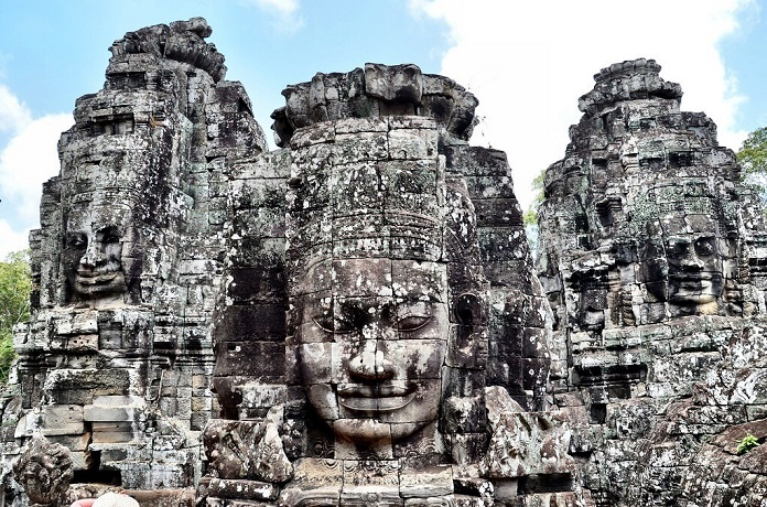 Don't Miss To Check Out The 5 Incredible monuments to see in Angkor Thom, Cambodia
