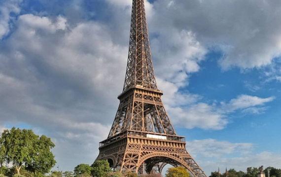 Eiffel Tower- Worlds' Iconic Centerpiece